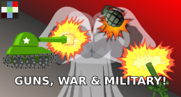 Guns, War and Military Sound Pack Logo