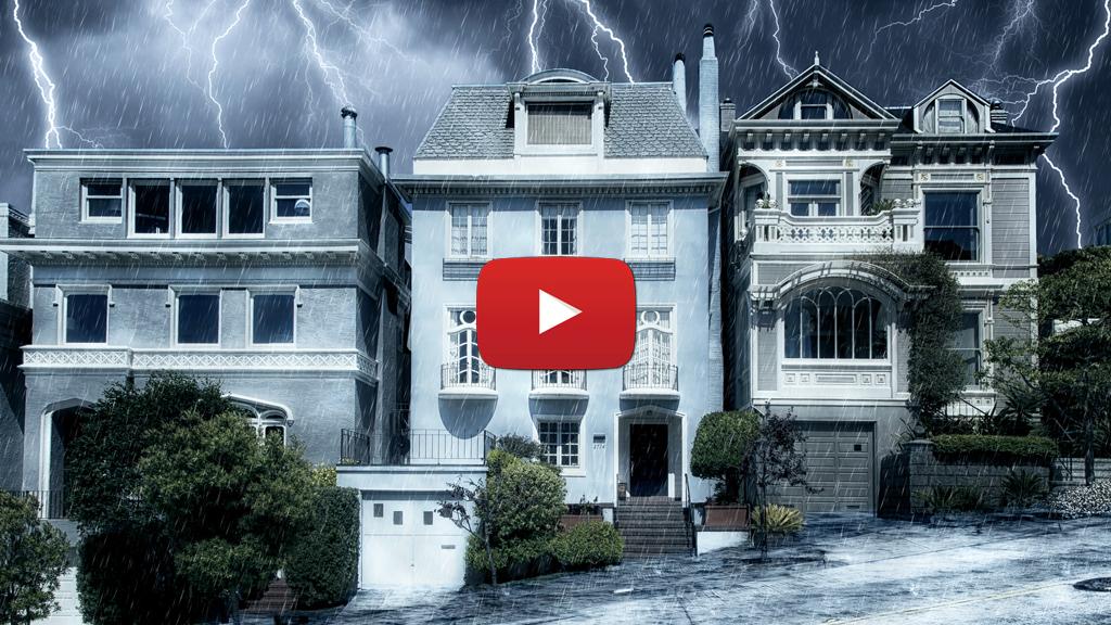 Thunderstorm Photoshop Action - 1