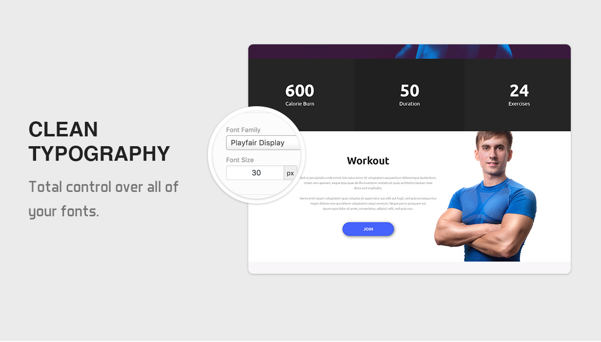 X-Gym - Fitness WordPress Theme for Fitness Clubs, Gyms & Fitness Centers - 11