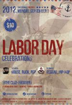 Labor Day Flyer Template - 11