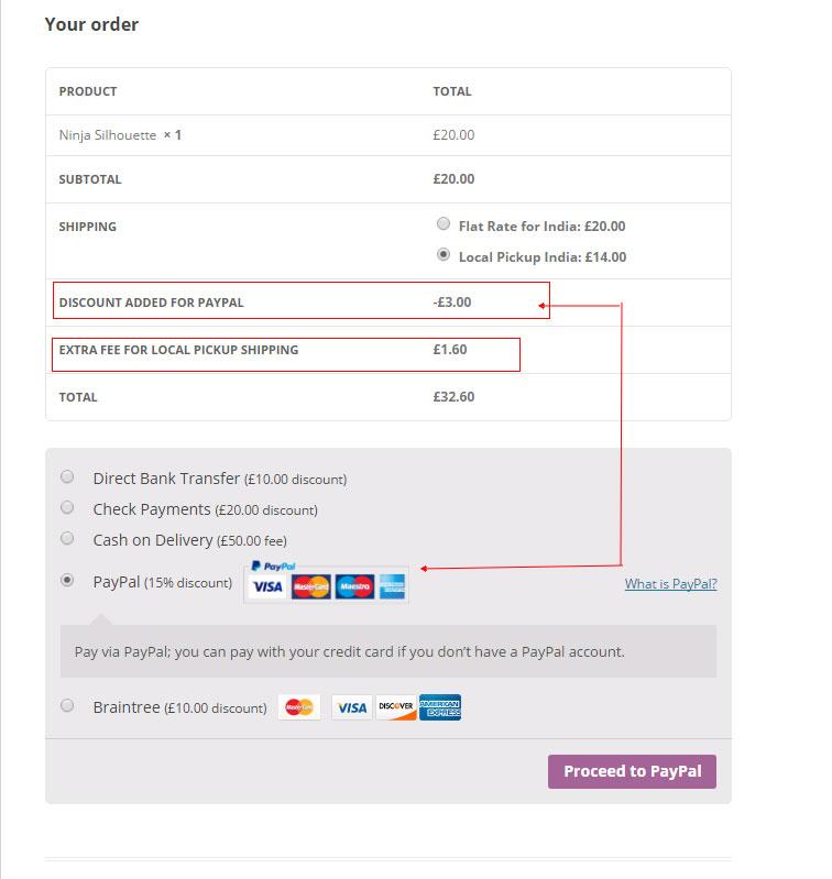 WooCommerce Advanced Discounts and Fees - 2