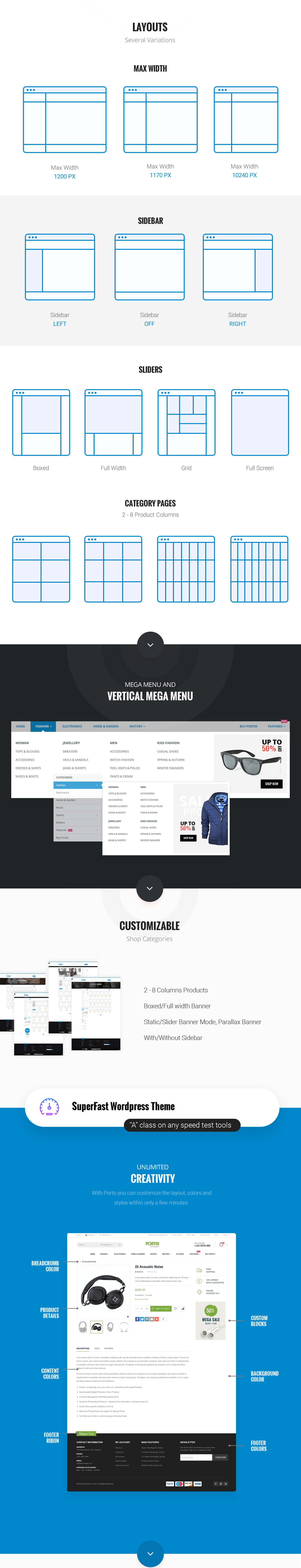 Porto | Responsive Wordpress + eCommerce