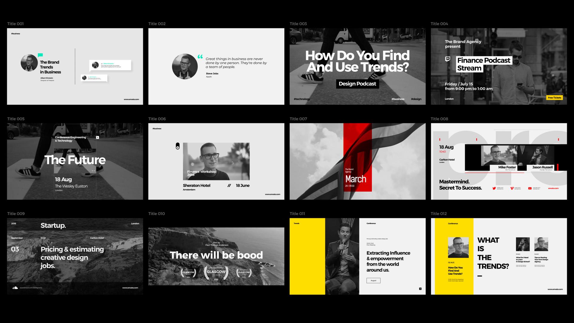 Typography Promo - 1