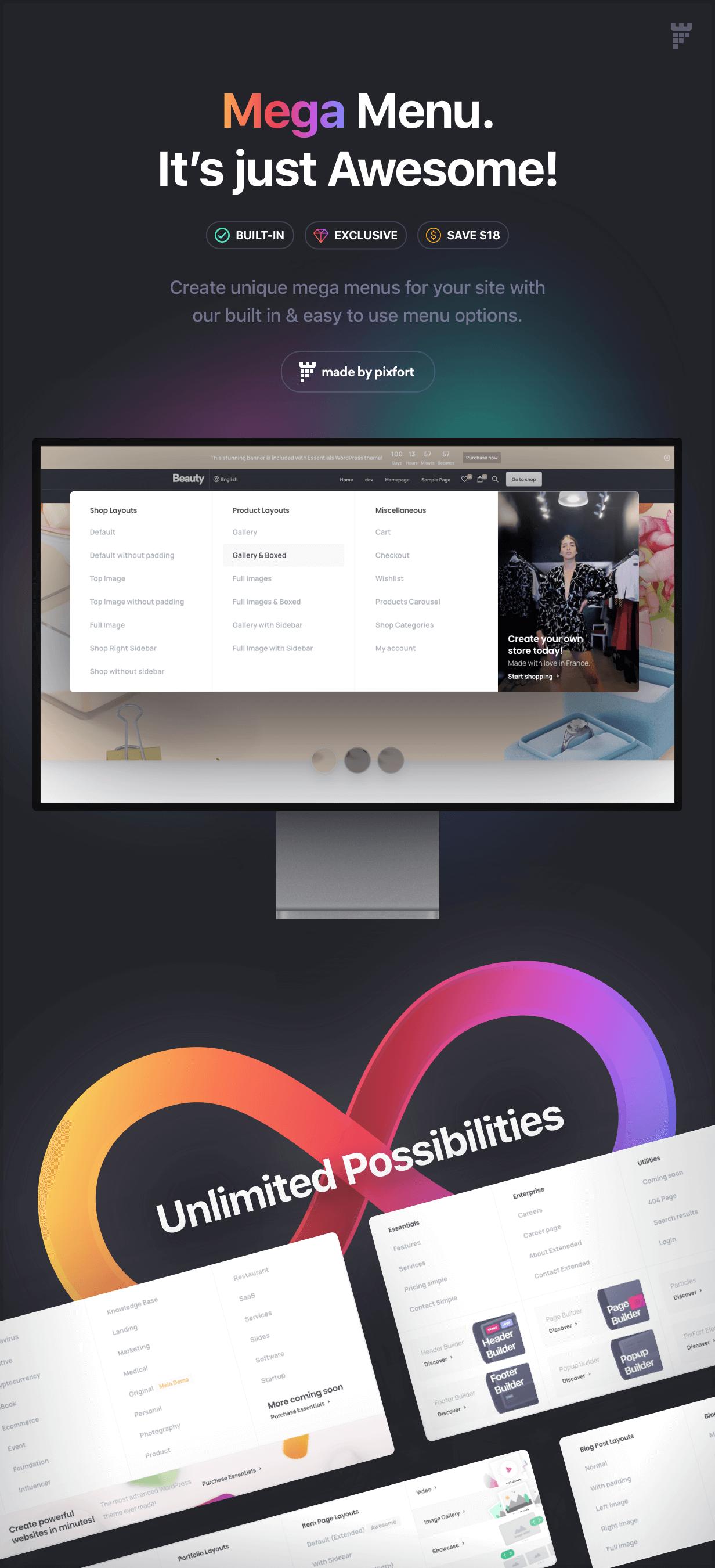 Essentials | Multipurpose WordPress Theme - 30