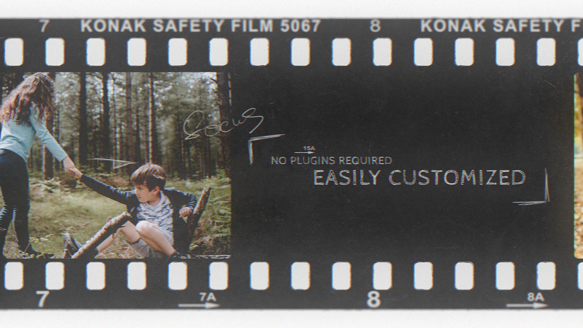 Memories | Vintage Film Slideshow - 3