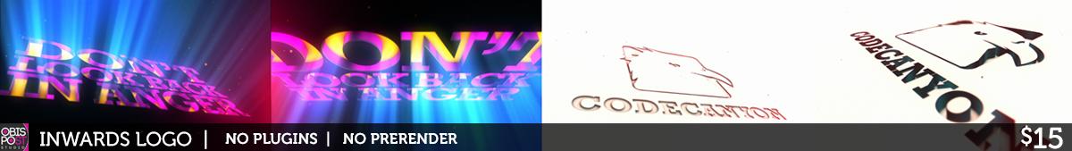 Vertical Stripes Logo Reveal - 11