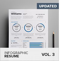Clean Resume Vol. 5 - 8