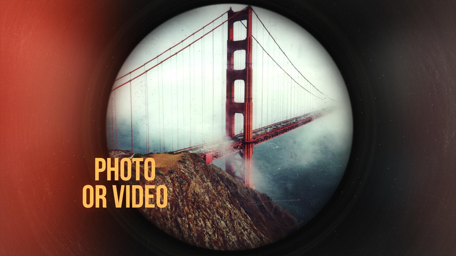 My Adventure Vintage Slideshow Opener