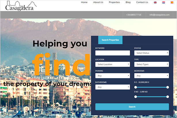 FullHouse - Real Estate Responsive WordPress Theme - 5