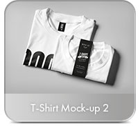 T-Shirt Mock-up 2 - 206