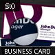 Squares Business Card 3.0 - 4