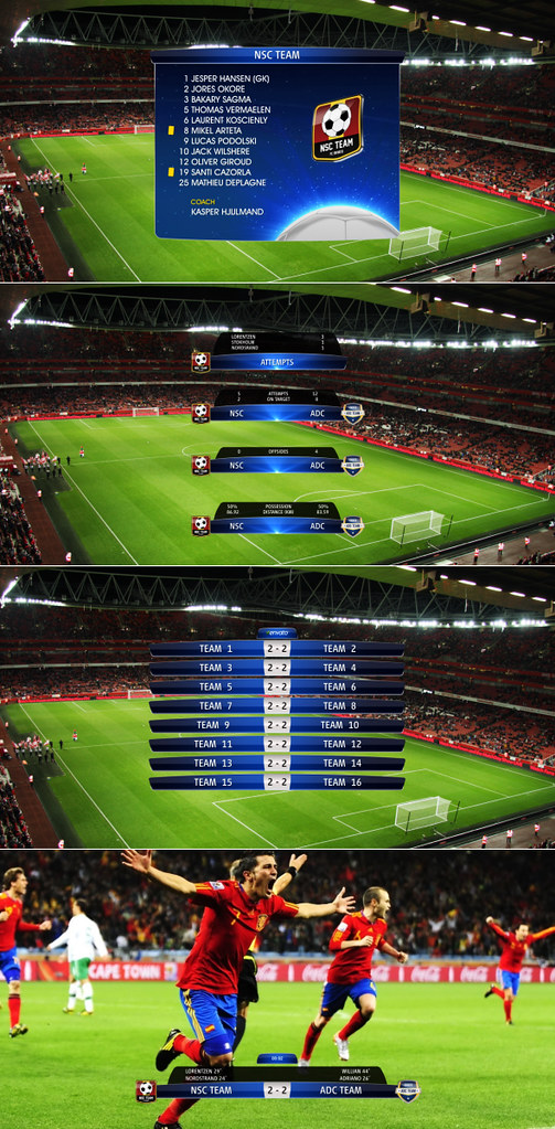 Complete On-Air Soccer Package - 2