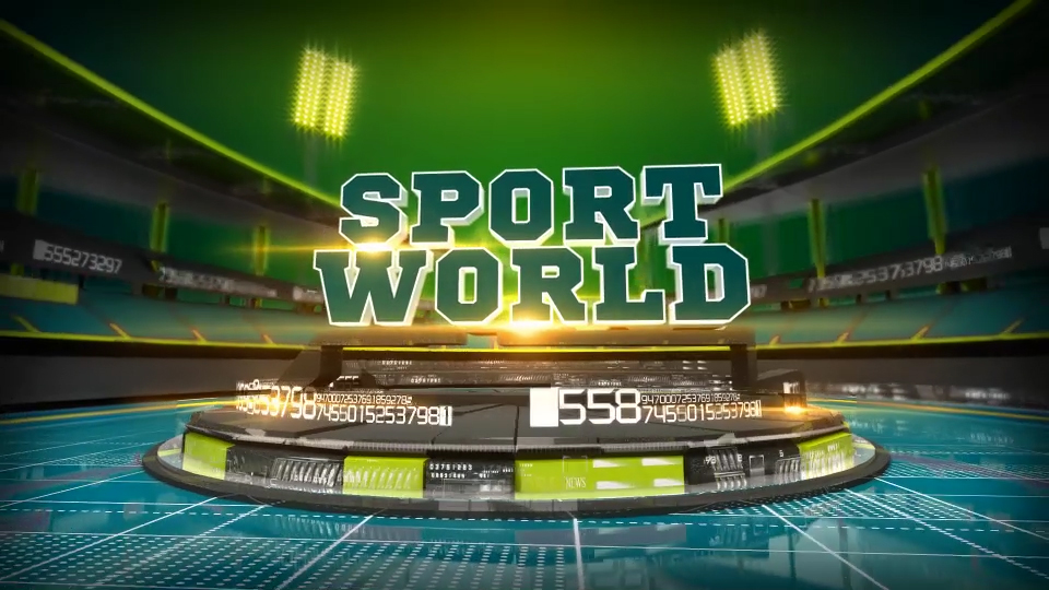 Action Sports Broadcast Opening Intro - 3