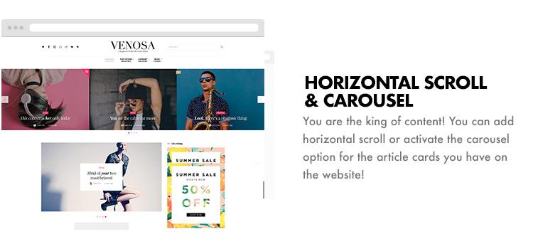 Venosa - Magazine & Blog WordPress Theme - 19