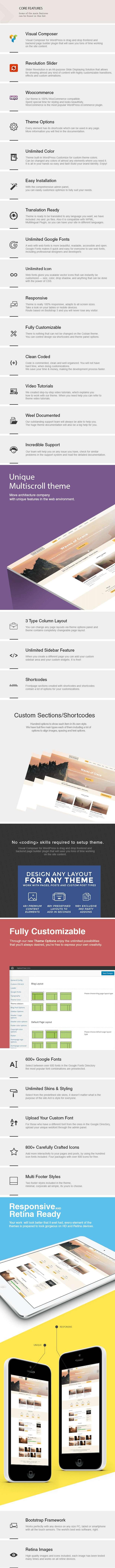 Our Church - Responsive Multipurpose WordPress Churches Theme - 3
