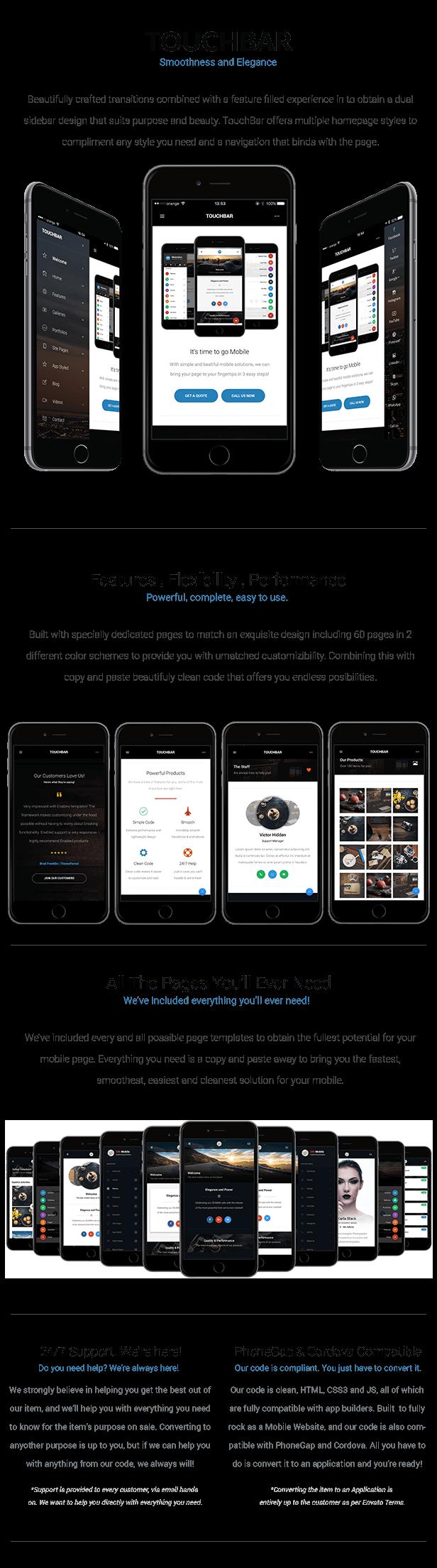 TouchBar | PhoneGap & Cordova Mobile App - 10