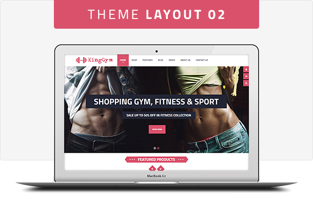 VG Kinggym - Fitness, Gym and Sport WordPress Theme - 13