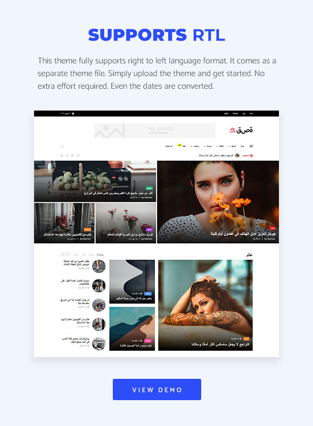 Story Mag - News Magazine Blogger Theme - 9