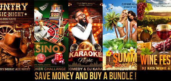 Comedy and Karaoke Bundle - 1