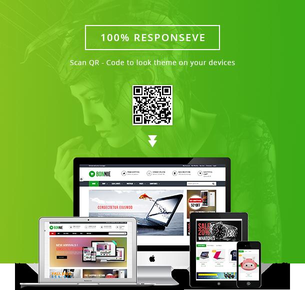 VG Bonnie - Creative WooCommerce WordPress Theme - 11