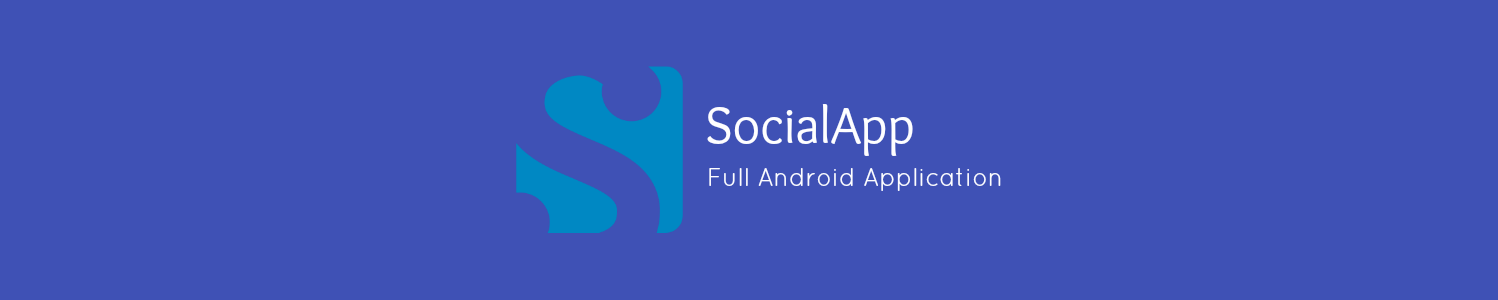 SocialApp - Full Android Application - 1
