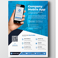 apps flyer by designstemplate graphicriver