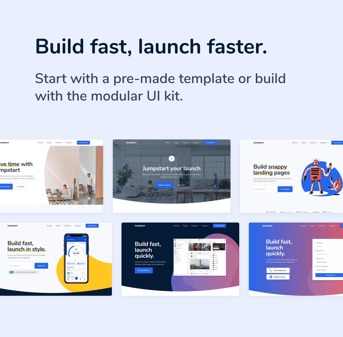 Jumpstart preview