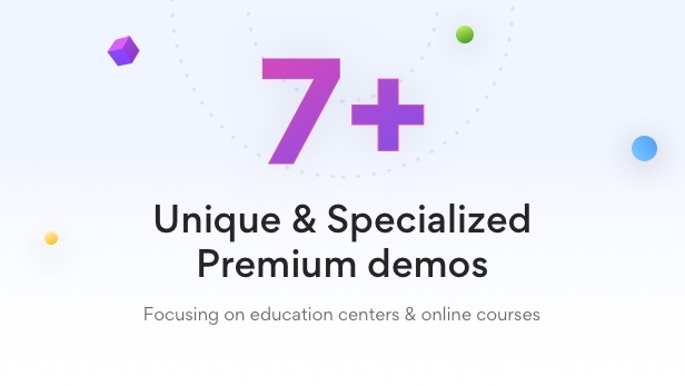 EduMall - Professional LMS Education Center WordPress Theme - 12