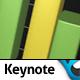 Clean Black Keynote Presentation - GraphicRiver Item for Sale