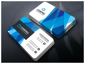 Business Card Mock up - 25