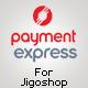 Payment Express Gateway for Jigoshop