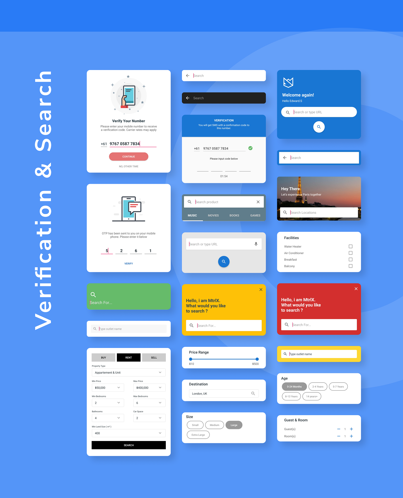 MaterialX - Android Material Design UI Components 2.7 - 29