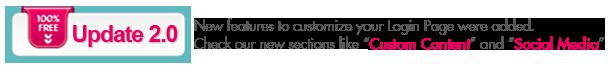 WordPress Custom Login Theme Page - 1