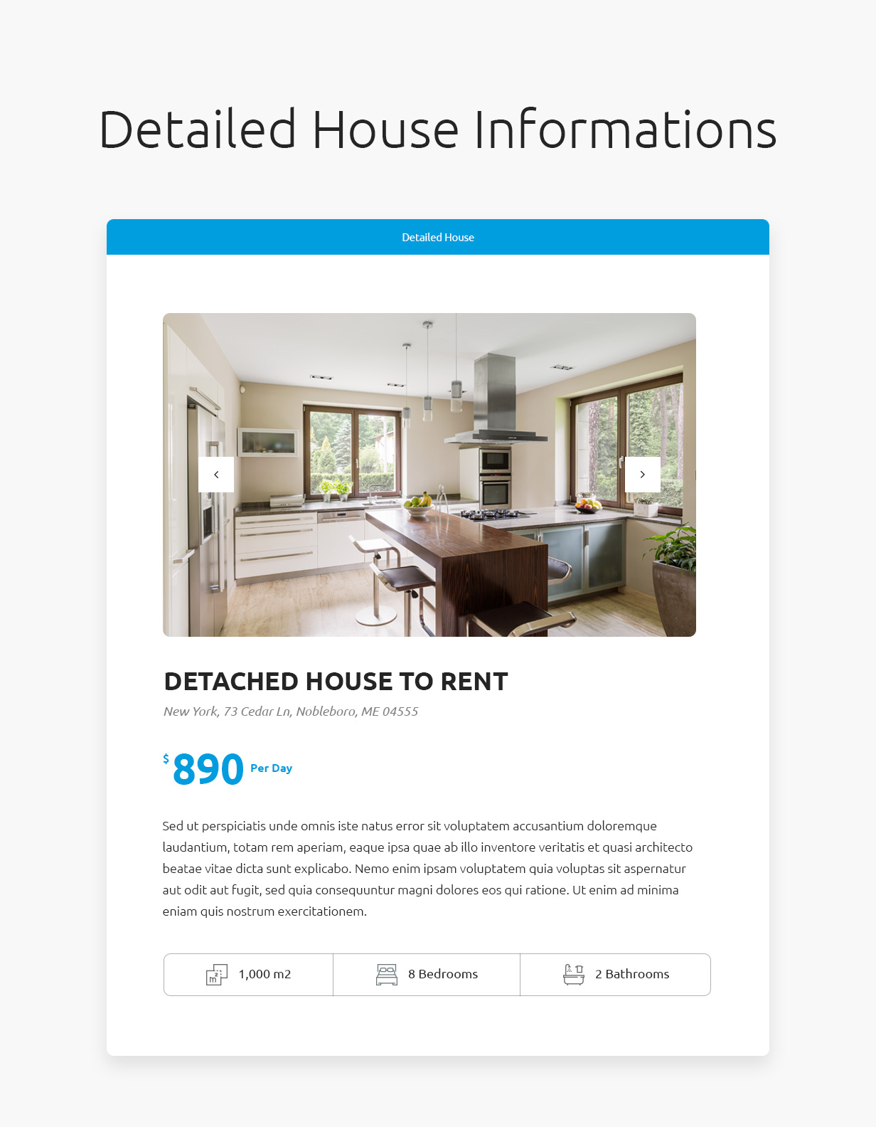 UrbanPoint - House Selling & Rental WordPress Theme - 5