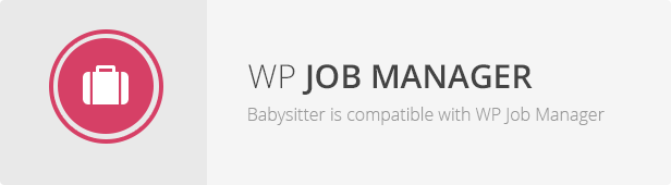 WP Job Manager - Babysitter WordPress Theme Responsive