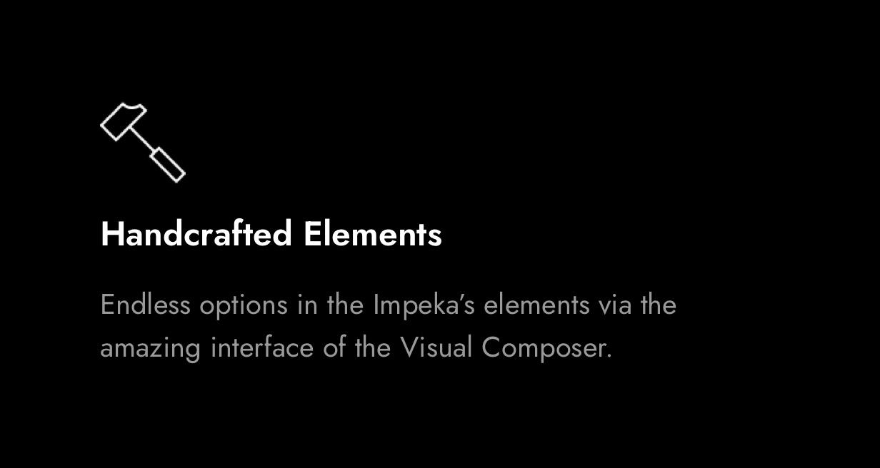 Impeka elements