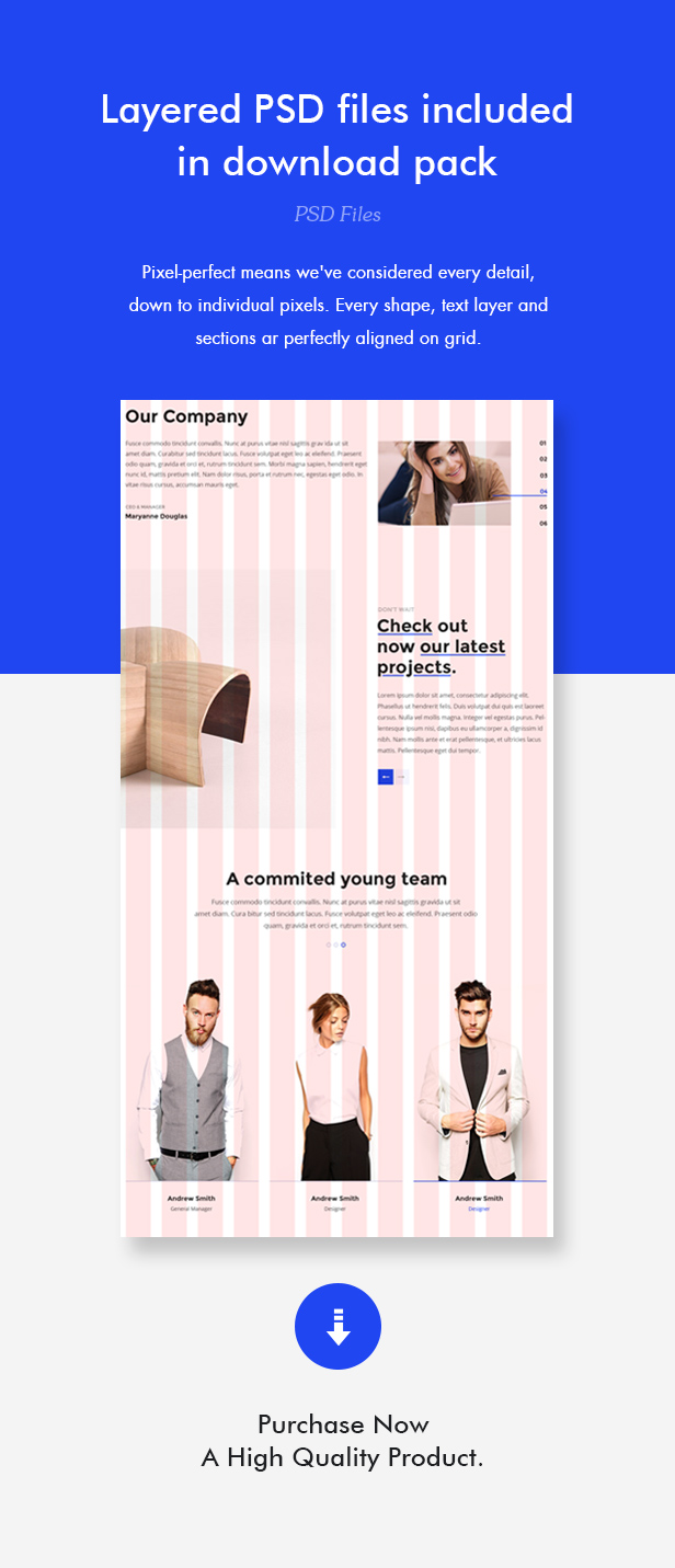 Boiler - Creative Agency HTML5 & CSS3 Template - 4