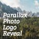Parallax Photo Logo Reveal