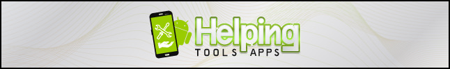 Helping tools apps an android and ios mobile applications development company