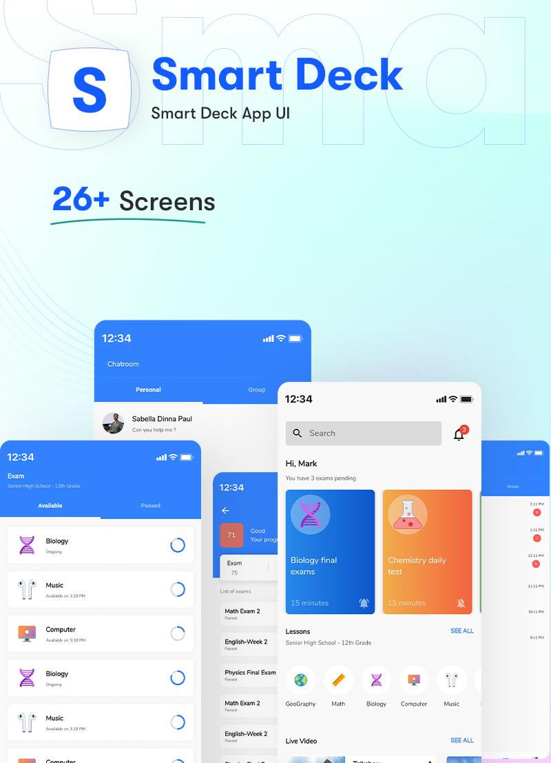 ProKit - Best Selling Flutter UI Kit - 20