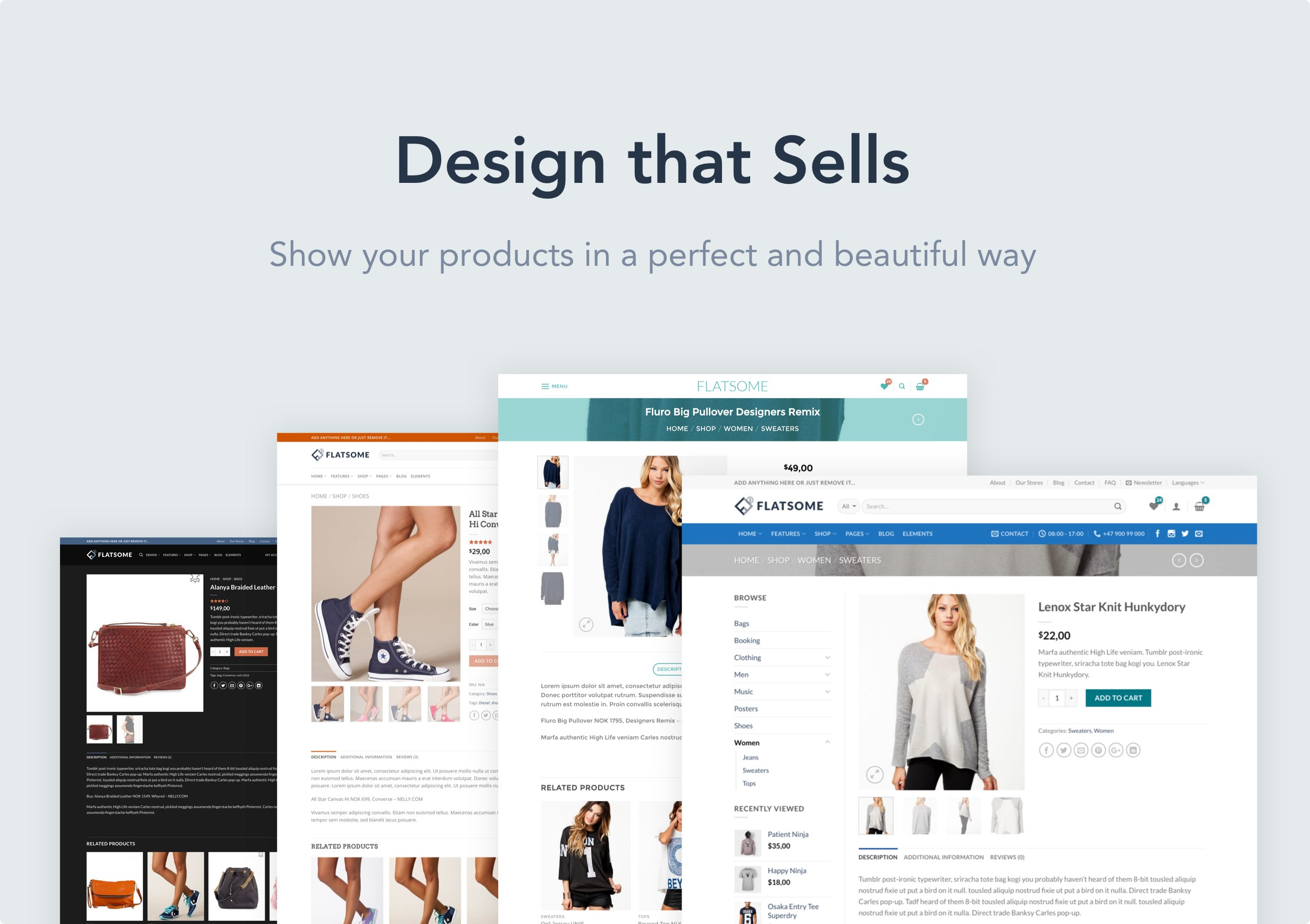 Flatsome | Multi-Purpose Responsive WooCommerce Theme - 45