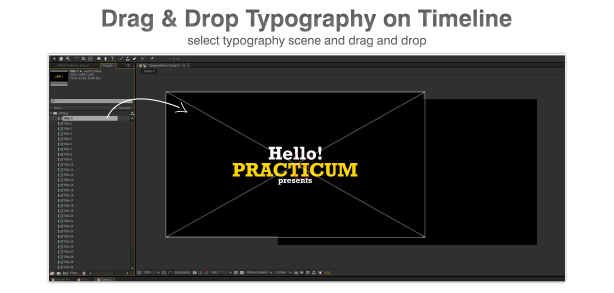 Dynamic Typography Pack - 5