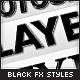 100 Layer Styles Bundle - Text Effects Set - 5