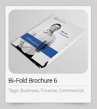 Bi-Fold Brochure 35 - 19