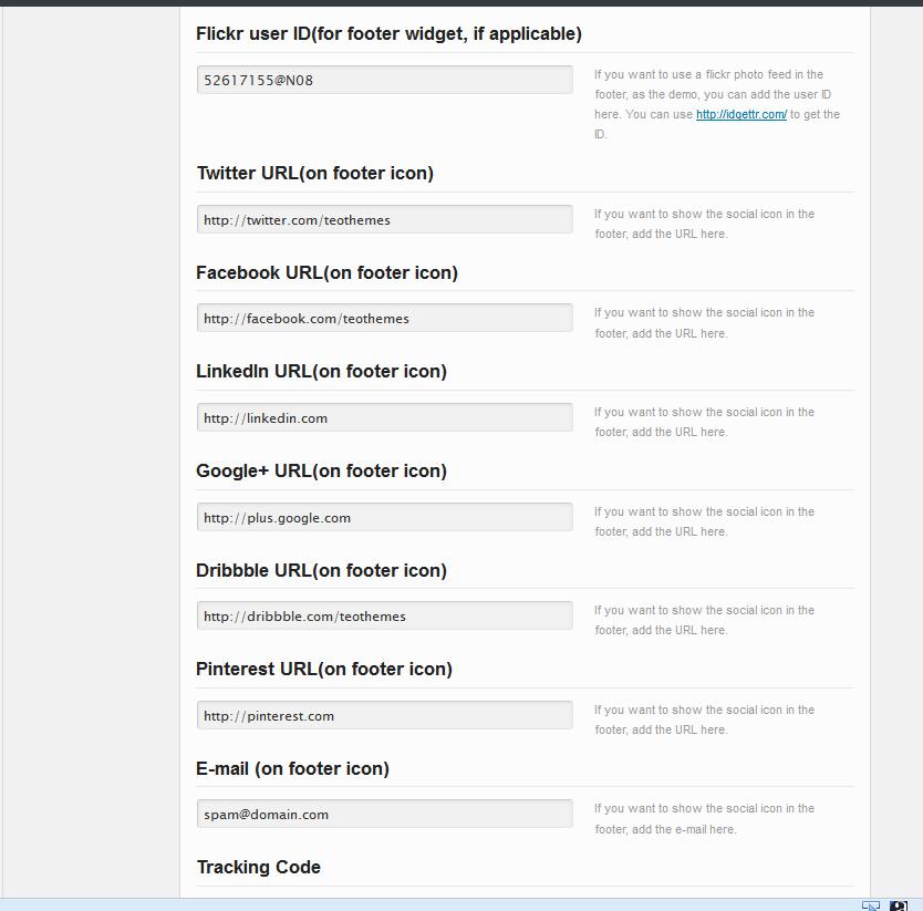 Horizonal - Single Page / One Page WordPress Theme - 12