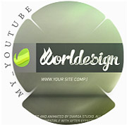 3D Gold Corporate Lines Logo - 28
