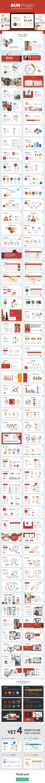 Run Project PowerPoint Presentation Template