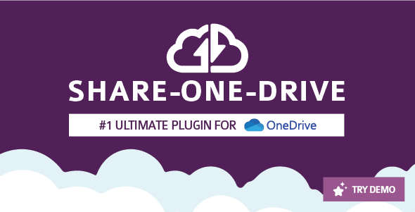 Share-one-Drive | OneDrive plugin for WordPress - CodeCanyon Item