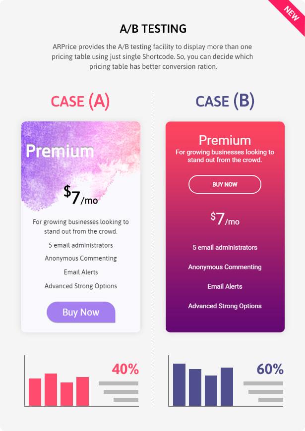 ARPrice - WordPress Pricing Table Plugin - 15