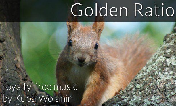 Golden Ratio (royalty-free track) music by Kuba Wolanin